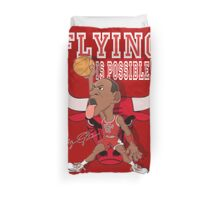 FLYING IS POSSIBLE!! Duvet Cover