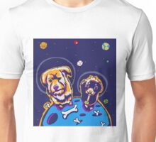 Crater Dogs Unisex T-Shirt