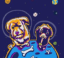 Crater Dogs by apadilladesign
