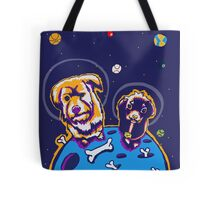 Crater Dogs Tote Bag