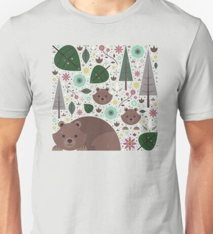 Wild Bears  Unisex T-Shirt
