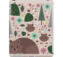 Wild Bears  iPad Case/Skin
