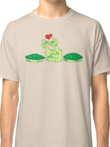 Naked Turtles Making Love Classic T-Shirt