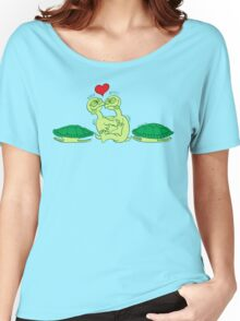 Naked Turtles Making Love Women's Relaxed Fit T-Shirt