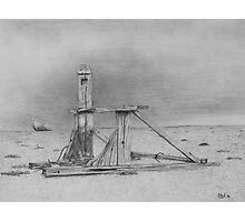 Dungeness A Photographic Print