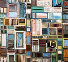 Facade by Adri  Padmos
