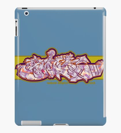 Graffiti SICK iPad Case/Skin