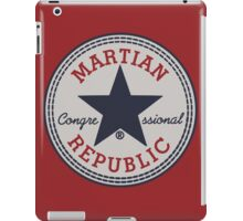 martian congressional republic iPad Case/Skin