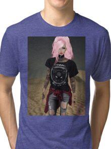 Desert Tri-blend T-Shirt