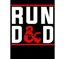 Run D & D Photographic Print