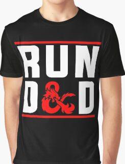 Run D & D Graphic T-Shirt