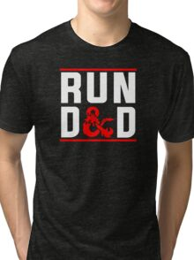 Run D & D Tri-blend T-Shirt