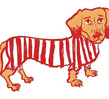 Sausage Dog by sophieheywood
