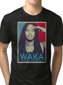 Waka Flocka For President Tri-blend T-Shirt