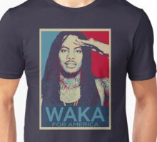 Waka Flocka For President Unisex T-Shirt