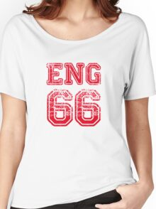 ENGLAND 1966 Women's Relaxed Fit T-Shirt
