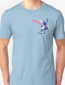 Pokemon Greninja Design Unisex T-Shirt
