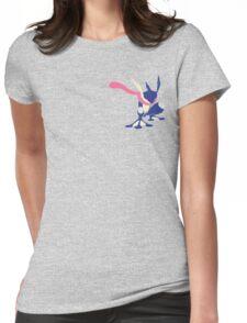 Pokemon Greninja Design Womens Fitted T-Shirt