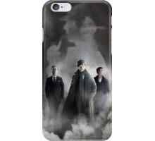 Sherlock - Elementary, My Dear Watson iPhone Case/Skin