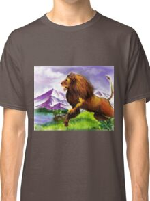 The Great Lion Classic T-Shirt
