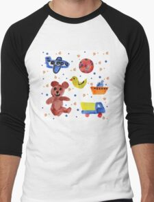 Toy Story Men's Baseball ¾ T-Shirt