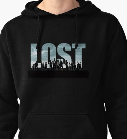 lost cast Pullover Hoodie