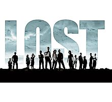 lost cast Photographic Print
