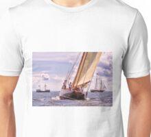 Crossing Paths Unisex T-Shirt