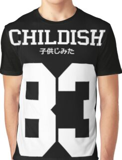 Childish Gambino 83 Graphic T-Shirt