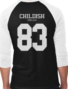 Childish Gambino 83 Men's Baseball ¾ T-Shirt