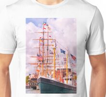 It's All About The Boats Unisex T-Shirt