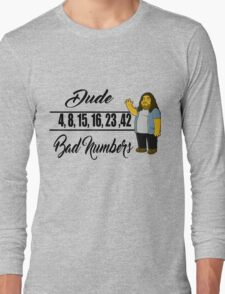 Lost- Hugo numbers T-Shirt
