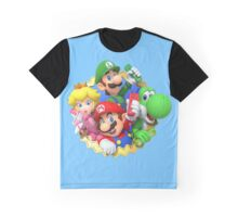 Mario party 10 Graphic T-Shirt