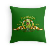 It's not that easy Throw Pillow