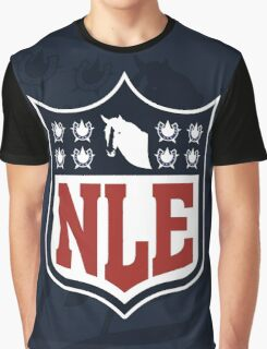 National League of Evil Graphic T-Shirt