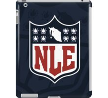 National League of Evil iPad Case/Skin