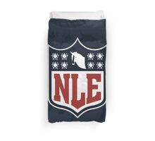 National League of Evil Duvet Cover