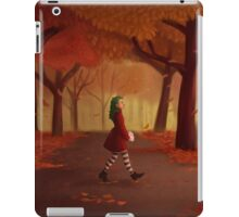 To the Grave iPad Case/Skin