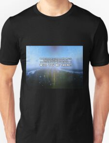 u2 in a little while T-Shirt