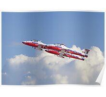 Canadian Aerobatic Team - Snowbirds Poster