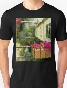 Flowers in la Collobières France T-Shirt