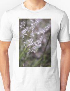 Seeding Tall Grass in Light Unisex T-Shirt