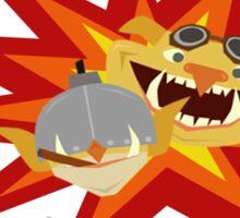 Suicide Squad Attack! Sticker