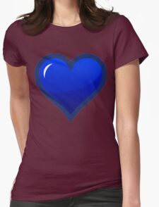 Blue Loveheart T-Shirt