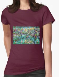 Erik Dehkhoda 1DS Abstracts T-Shirt
