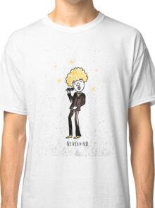 Seventies style singer Classic T-Shirt