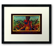 JAMAICAN SPIRIT * Framed Print