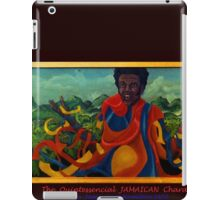 JAMAICAN SPIRIT * iPad Case/Skin