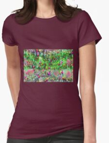 Erik Dehkhoda 3DS Abstracts T-Shirt