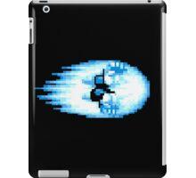 Street Fighter Hadouken Fireball pixel pattern iPad Case/Skin